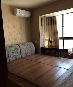 公寓独立房间,环境优美,有Wifi,停车特方便。 - Taizhou