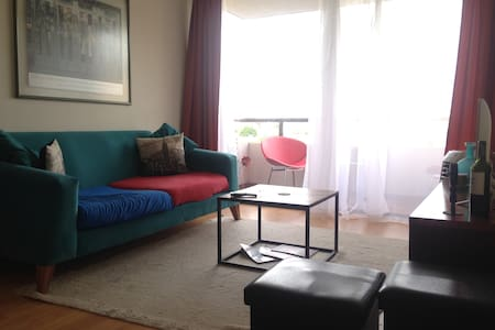 Room type: Shared room Bed type: Airbed Property type: Apartment Accommodates: 1 Bedrooms: 1 Bathrooms: 1