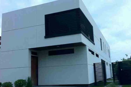 Modern Minimalist House Near SM,Samal&Airport - House