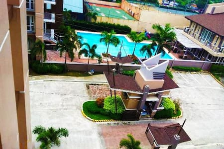Spacious Condo Apartment - Cainta