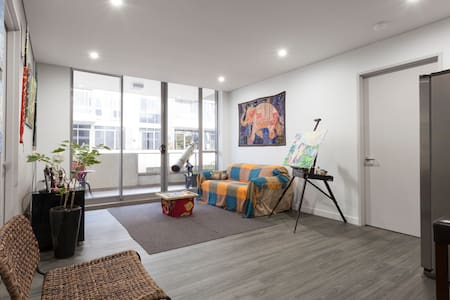 New Apartment! Be my first guest! - Lejlighed