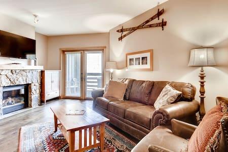 Copper Mtn Passage Point Penthouse - Copper Mountain - 公寓
