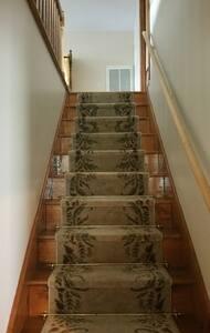 Private Upstairs room - sleeps 4 - Abingdon - House