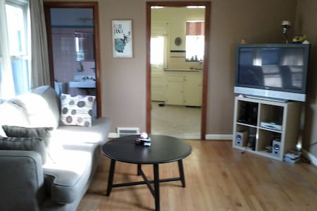 Beautiful Detroit Area Room - Detroit - Wohnung