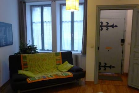Grand studio maison ancienne - Centre historique - Landerneau