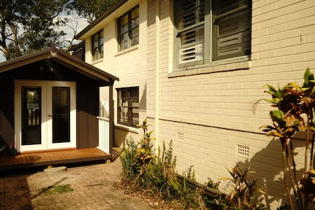 Cozy self-contained studio with great privacy - Chatswood - Kabin