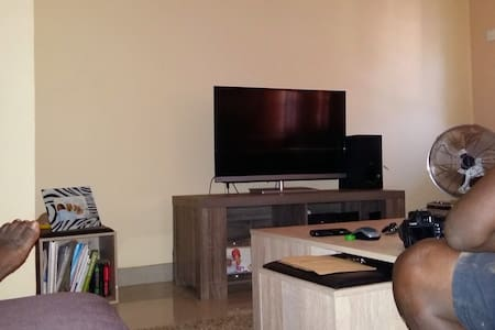 Cosy Single Bed Room - accra - Apartament