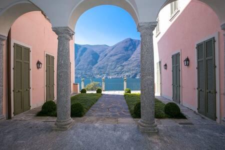 Stunning, Frontline, Lake Como Apartment - Province of Como