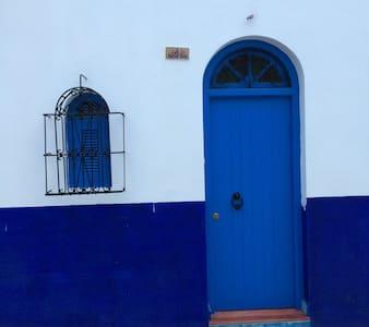 Auténtica casa marroquí en la medina de Assilah - Asilah - Casa