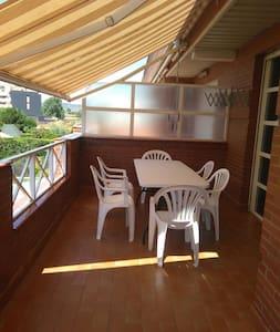 amplio duplex al lado de logroño - Rumah bandar