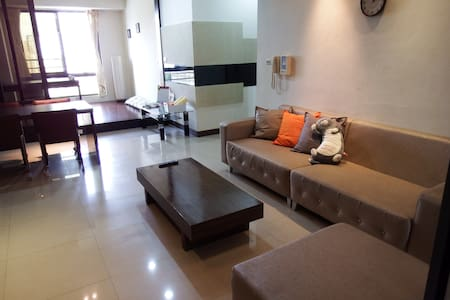 ComfortHouse Kaohsiung-Travel Friendly-左營高鐵站前 舒適小屋 - Zuoying District - Wohnung