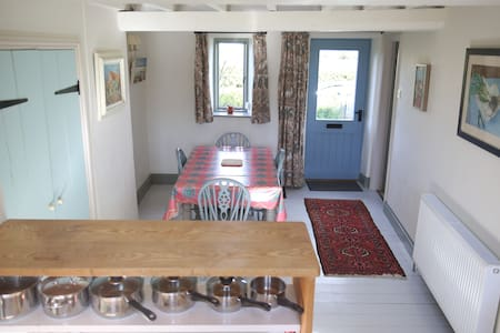 Charming Norfolk cottage with views of Cley - Wiveton - Hus