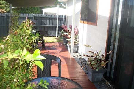 Bundaberg secure lush haven between City and Beach - Bundaberg - Maison