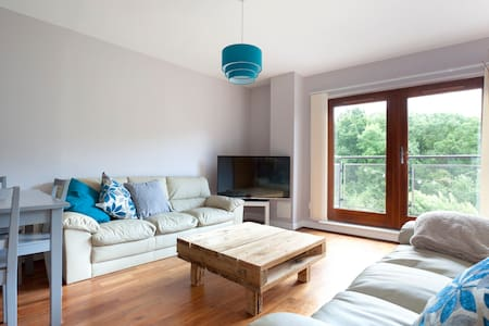 The Rampling's, 2 bed 2 bath luxury apartment. - Crawley - Apartment