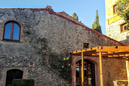 El Paller de Santa Caterina al cor de l'Empordà - Casa