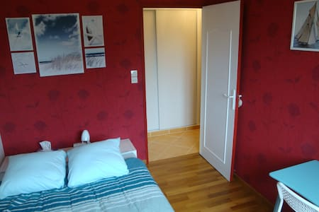 House 10 minutes from Caen, the sea and ferry-boat - Blainville-sur-Orne - House