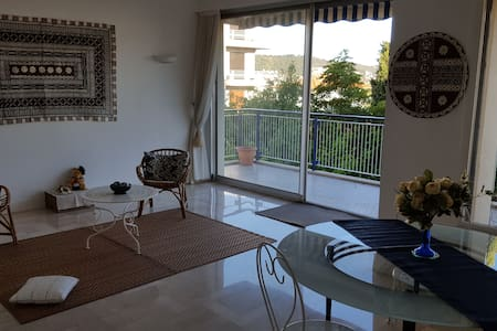 NICE : MAGNIFIQUE APPARTEMENT DANS UN PARC - Nizza - Wohnung