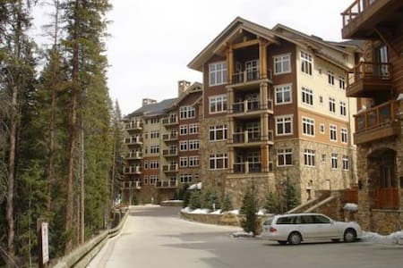 Luxury 2 bed 2 bath ski-in, ski-out - Keystone