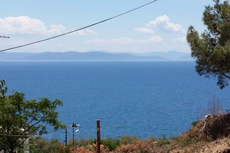 200 meter vom meer mit meeresblick - Dom