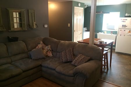Cozy Country one bedroom apartment - Jasonville - Apartment