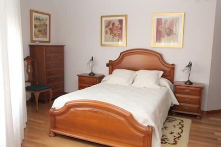 Habitacion doble Alsasua-Aralar-Urederra - Altsasu - Bed & Breakfast