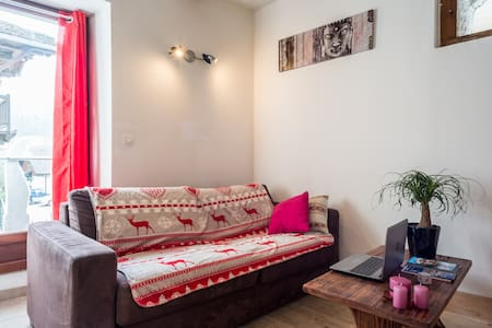 T2 tout confort - Cervens - Apartment