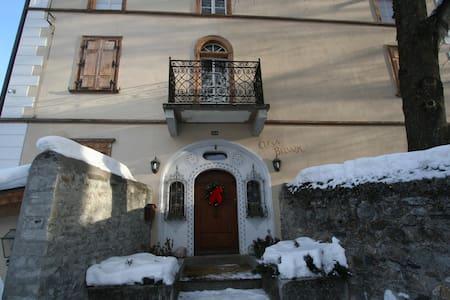 Chalet Belair, the essence of the Engadin spirit - Blockhütte