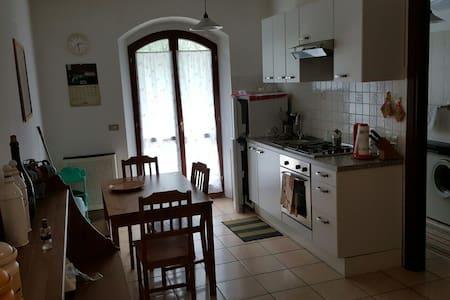 Grazioso appartamento nel ParcoNazionale d'Abruzzo - Villetta Barrea - Apartmen
