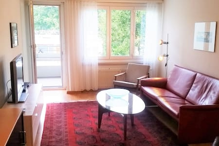 Cozy 2 bedrooms flat just 5 minutes from Bern - Apartmen