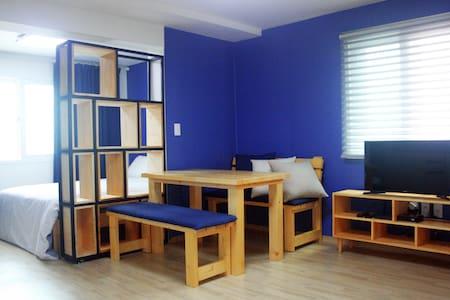 공주 게스트하우스 아인하우스 (einhaus) - 가족실A (Family room A) - Ungjin-ro, Gongju