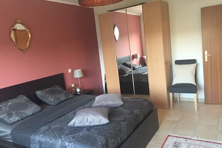 Nice rooms in Luxembourg city - Luxembourg - Huoneisto