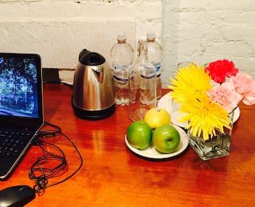 NYC-12:Midtown Classic Room/TimeSQ/WIFI - New York - Apartment