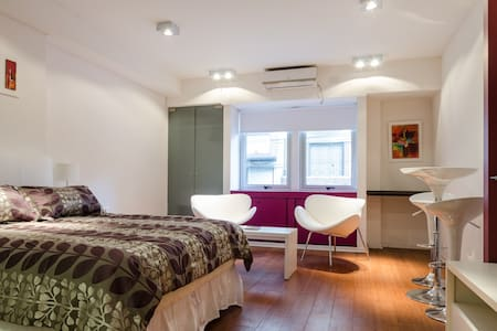 Moderno apartamento para 2 personas