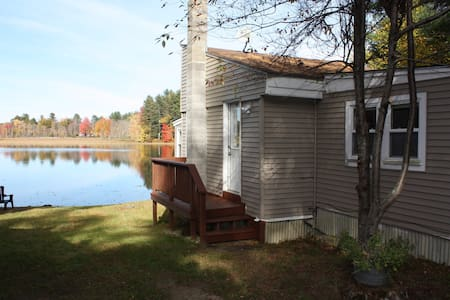 Cozy one bedroom cottage with loft. - West Gardiner