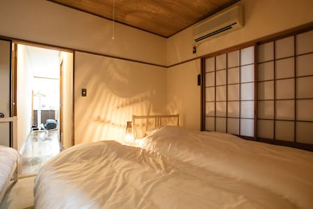 Shinjuku 10min, isolated house, quit place +wifi - Suginami-ku - Maison