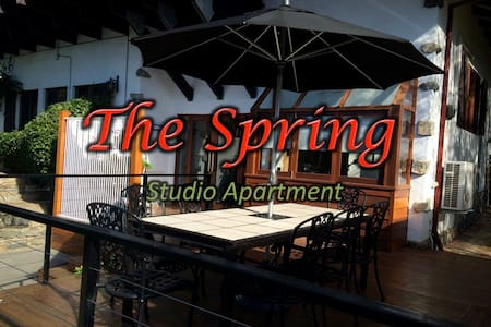 THE SPRING apartment in the hills - Appartamento