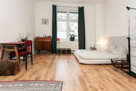 Cosy studio in Weserstr. - Apartment