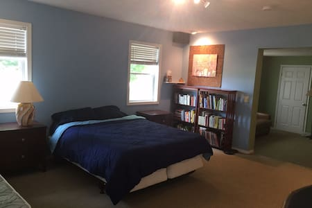 Private suite in Honeoye Falls - Honeoye Falls - Casa