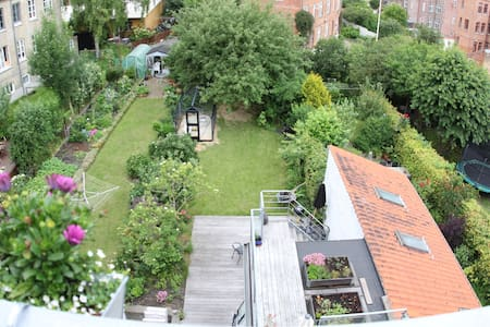 Beautiful urban environment in Aarhus city. - Aarhus - Apartment