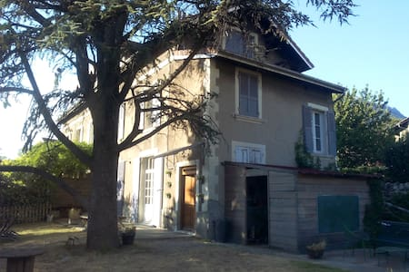 Maison au pied de la Chartreuse, proche Grenoble - Voreppe