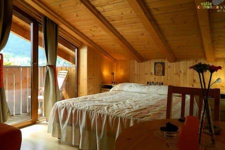 B&B ALLA FONTANA - Lozio, Valle Camonica (BS) - Villa - Bed & Breakfast