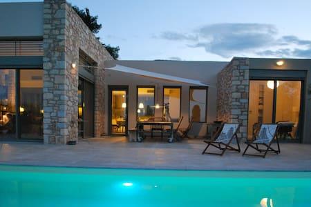 Luxury beach front Villa Negroni - Villa
