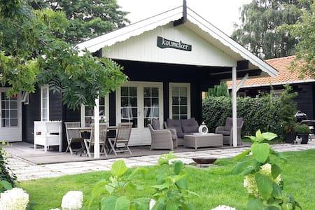 Vakantiehuis aan het water - Kisház