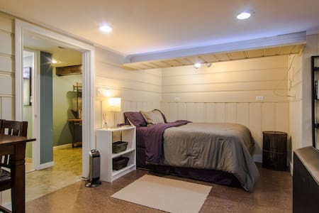 Private room with private entrance - Rumah