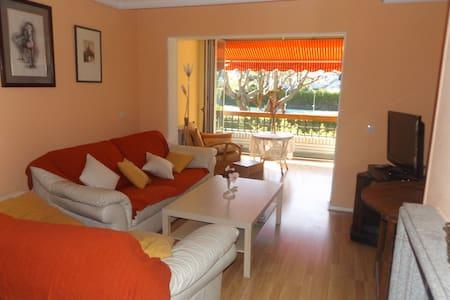 Bonito y acogedor apartamento en el Escorial - El Escorial - Appartement