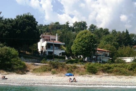 Platamon Castle Beach - Porto Voulis - House