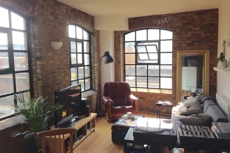 Amazing room in beautiful Shoreditch home - London - Apartment