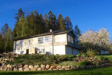 Huset i skogen - House