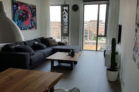 Modern Apartment With beautiful view nearby centre - Amsterdam
