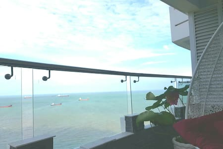 Amazing seaview apartment - tp. Vũng Tàu - Lakás
